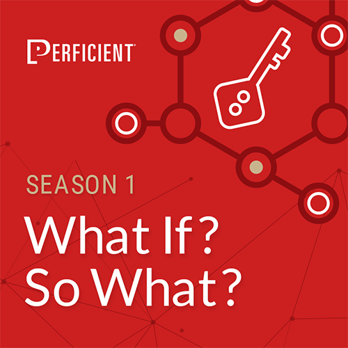 What If So What? is the podcast where we discover what's possible with digital and figure out how to make it real in your business.